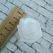 Материалы для творчества handmade. Livemaster - original item Rose of Tamarana 30-35 mm white. Handmade.