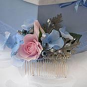 Свадебный салон handmade. Livemaster - original item Comb bridesmaid. Handmade.
