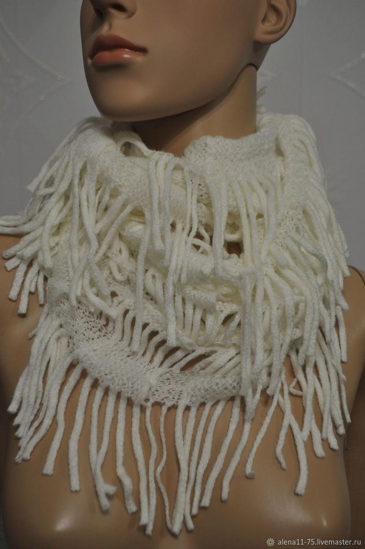 Knitted Snood, Snudy1, Lipetsk,  Фото №1