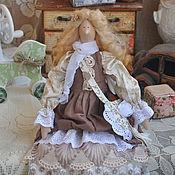 """Куклы и игрушки ручной работы. Ярмарка Мастеров - ручная работа Кукла в стиле Тильда """"Этюды"""" бохо. Handmade."""