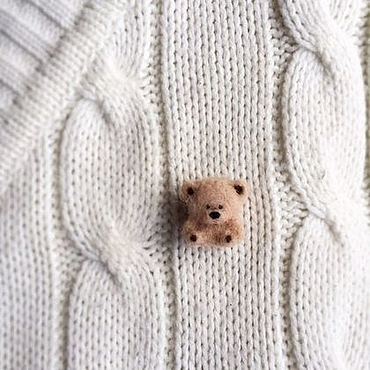 Мишка-Брошка