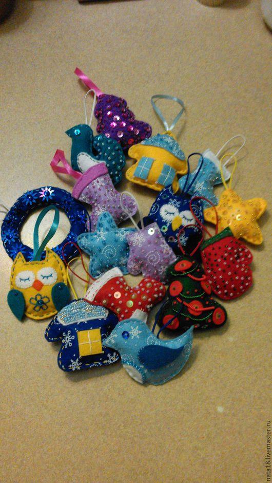 Сказочные персонажи ручной работы. Ярмарка Мастеров - ручная работа. Купить Новогодние игрушки, елочные игрушки, подарки к Новому году. Handmade.