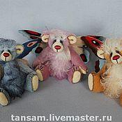 Куклы и игрушки handmade. Livemaster - original item Mini- bears Do , Mi , No. Handmade.