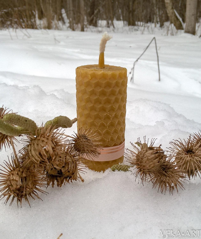 катаная вручную свеча купить у изготовителя