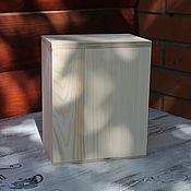Материалы для творчества ручной работы. Ярмарка Мастеров - ручная работа Короб с крышкой 3К. Handmade.