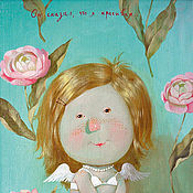 Картины и панно handmade. Livemaster - original item Painting 40h50cm