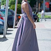 Одежда handmade. Livemaster - original item Boho dress, Long dress, striped Dress, long Dress. Handmade.