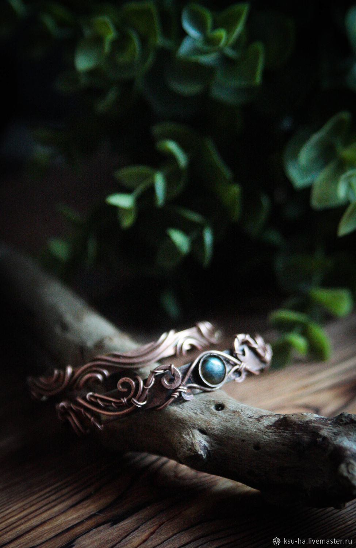 ' Look Nereid', Bracelets, Ufa, Фото №1
