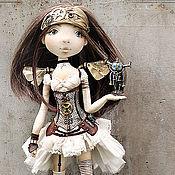 Куклы и игрушки ручной работы. Ярмарка Мастеров - ручная работа Princess of Steampunk / Diana. Handmade.