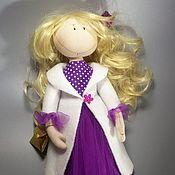 Куклы и пупсы ручной работы. Ярмарка Мастеров - ручная работа Девочка 11. Handmade.