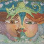 Картины Юлии Кузнецовой (kotomuz-art) - Ярмарка Мастеров - ручная работа, handmade