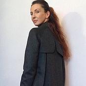 Одежда ручной работы. Ярмарка Мастеров - ручная работа Короткое пальто. Handmade.