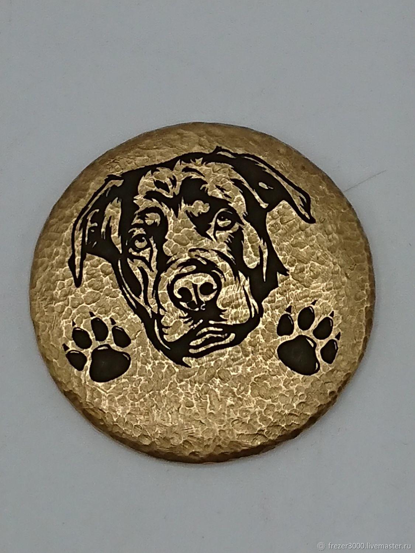 Brass Puppy, Medals, Krasnogorsk,  Фото №1