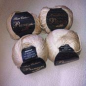 Материалы для творчества handmade. Livemaster - original item premium silk from seam 100% silk. Handmade.