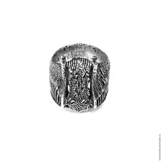 """Кольца ручной работы. Ярмарка Мастеров - ручная работа. Купить Перстень """"Игра престолов"""" женский, из серебра 925 пробы. Handmade."""
