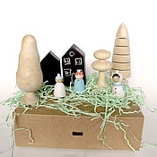 Куклы и игрушки ручной работы. Ярмарка Мастеров - ручная работа подарочные наборчики. Handmade.