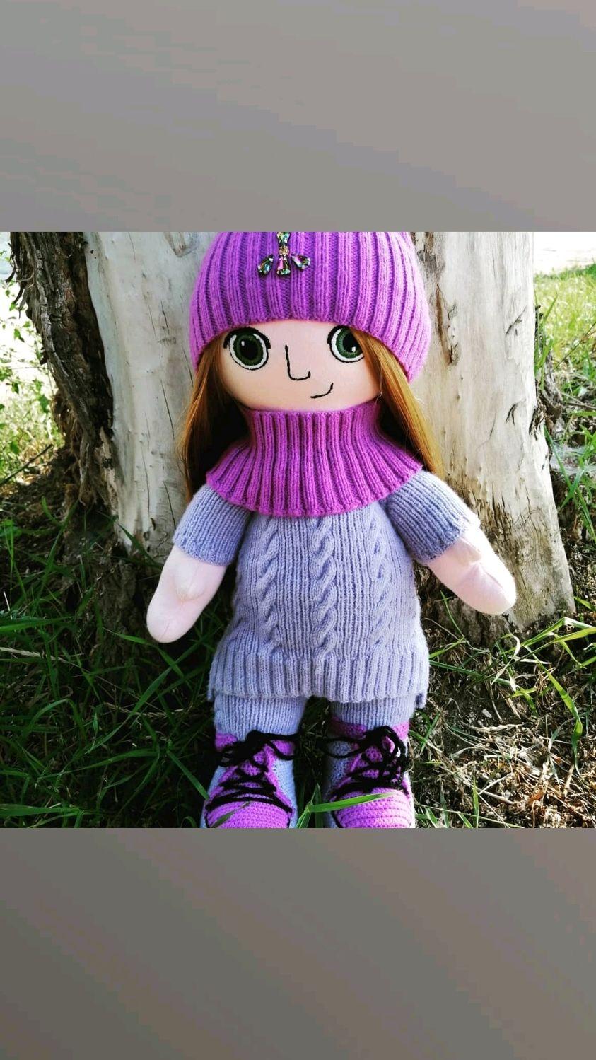 Кукла большеножка рост 54 см с полным гардеробом, Куклы и пупсы, Липецк,  Фото №1