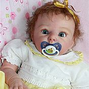 Куклы и игрушки handmade. Livemaster - original item Doll, reborn Lola-2.. Handmade.