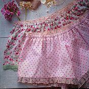 """Одежда ручной работы. Ярмарка Мастеров - ручная работа Пижамные шортики """"Rococo"""". Handmade."""