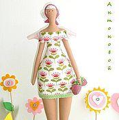 Куклы и игрушки ручной работы. Ярмарка Мастеров - ручная работа Кукла Ангел Фруктового Сада по мотивам Тильда. Handmade.