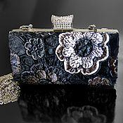 Сумки и аксессуары handmade. Livemaster - original item Clutch box leather