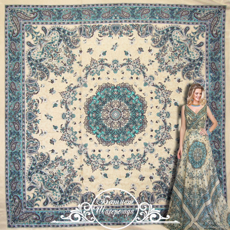 "Батист ETRO ""Шахерезада"" итальянские ткани, Fabric, Sochi,  Фото №1"
