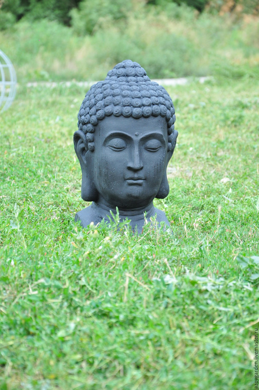 garden buddha. Exterior \u0026 Cottage Home Handmade. Livemaster - Buy Statue Garden Buddha For Landscape D