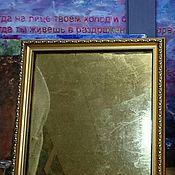 Для дома и интерьера ручной работы. Ярмарка Мастеров - ручная работа Состаренные зеркала из потали по старинному венецианскому рецепту. Handmade.