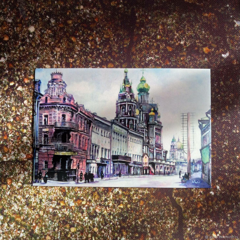 Магазины ретро открыток в москве