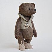 Куклы и игрушки handmade. Livemaster - original item Teddy bear Bruno. Handmade.