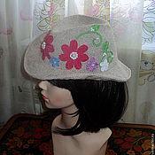 Аксессуары ручной работы. Ярмарка Мастеров - ручная работа Ковбойская шляпа. Handmade.