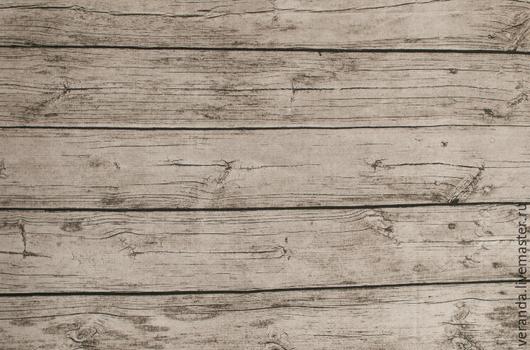 Ткань с эффектом древесной коры. Магазин `Веранда` в стиле кантри и прованс.