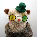 9 медвежат - Ярмарка Мастеров - ручная работа, handmade