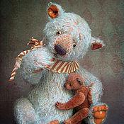 Куклы и игрушки ручной работы. Ярмарка Мастеров - ручная работа Булка и Паштет.. Handmade.