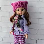 Куклы и игрушки ручной работы. Ярмарка Мастеров - ручная работа Одежда на куклу Паолку. Handmade.