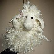 Куклы и игрушки ручной работы. Ярмарка Мастеров - ручная работа Бее..овца-баран. Handmade.