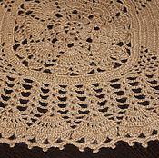 Для дома и интерьера handmade. Livemaster - original item Panels on the wall or on a table cloth made of jute.. Handmade.