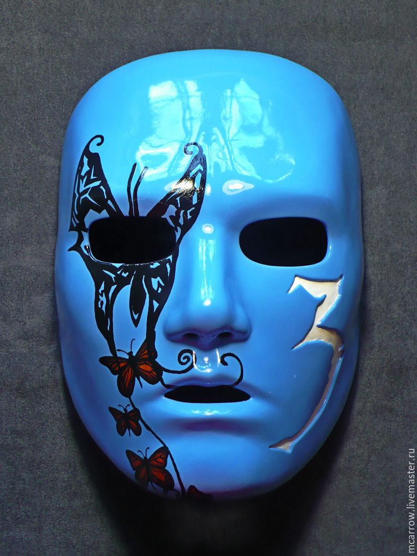 Hollywood undead маска своими руками фото 98