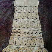 """Одежда ручной работы. Ярмарка Мастеров - ручная работа Платье """"Шампань"""". Handmade."""