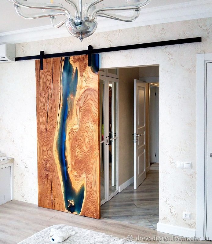 Loft style barn door, Screens, Belgorod,  Фото №1