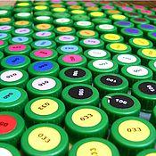 Материалы для творчества ручной работы. Ярмарка Мастеров - ручная работа Низкотемпературная эмаль (23 цвета). Handmade.