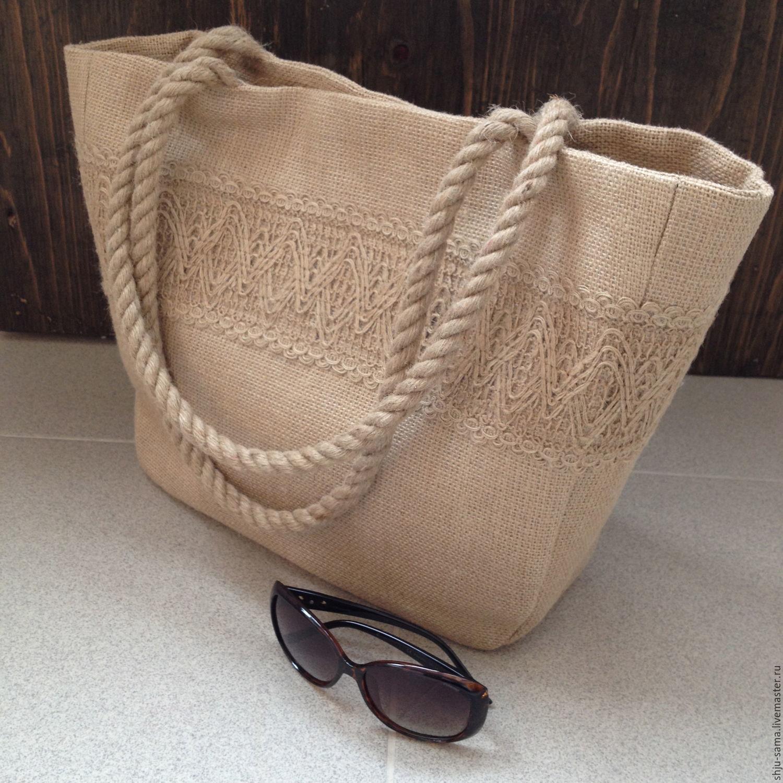 8c8831347a16 Ridicullina Женские сумки ручной работы. Пляжная сумка