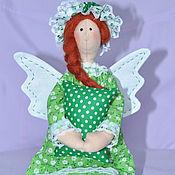 Куклы и игрушки ручной работы. Ярмарка Мастеров - ручная работа Ангел сна Тильда. Handmade.