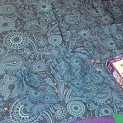 """Фен-шуй и эзотерика ручной работы. Ярмарка Мастеров - ручная работа Комплект для гадания """"Синий узор"""". Handmade."""
