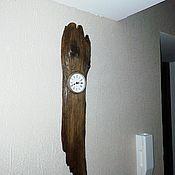 Часы классические ручной работы. Ярмарка Мастеров - ручная работа Часы винтажные. Handmade.