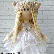 Куклы и игрушки ручной работы. Ярмарка Мастеров - ручная работа Кукла текстильная Катюша. Handmade.