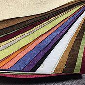 Для дома и интерьера handmade. Livemaster - original item Plain curtain fabrics. Handmade.