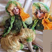 """Куклы и игрушки ручной работы. Ярмарка Мастеров - ручная работа Коллекционная кукла """"Чудесный Мак"""". Handmade."""