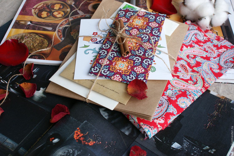 Подарки наборы для писем