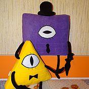 Куклы и игрушки ручной работы. Ярмарка Мастеров - ручная работа Тэд Стрендж (Билл Шифр, брат). Handmade.